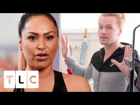Jesse Threatens To Call The Police During Fight With Darcey | 90 Day Fiancé: Before The 90 Days