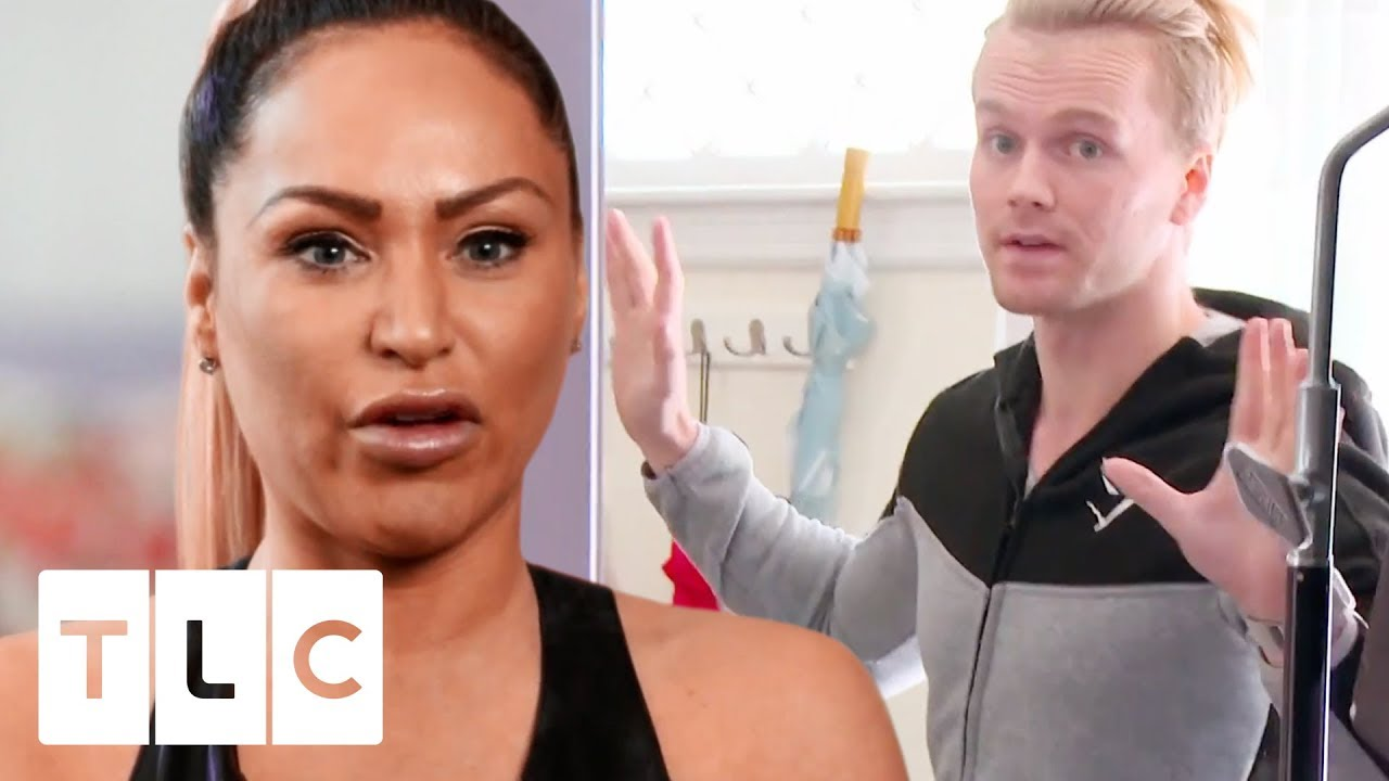 Jesse Threatens To Call The Police During Fight With Darcey   90 Day Fiancé: Before The 90 Days