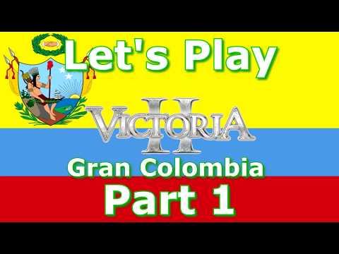 Victoria 2 - HPM 3.9.1 - Gran Colombia | 1 [1080 60FPS]