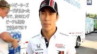 今シーズンの佐藤琢磨を振り返る18回目の映像は、第2戦アラバマGPの決勝...