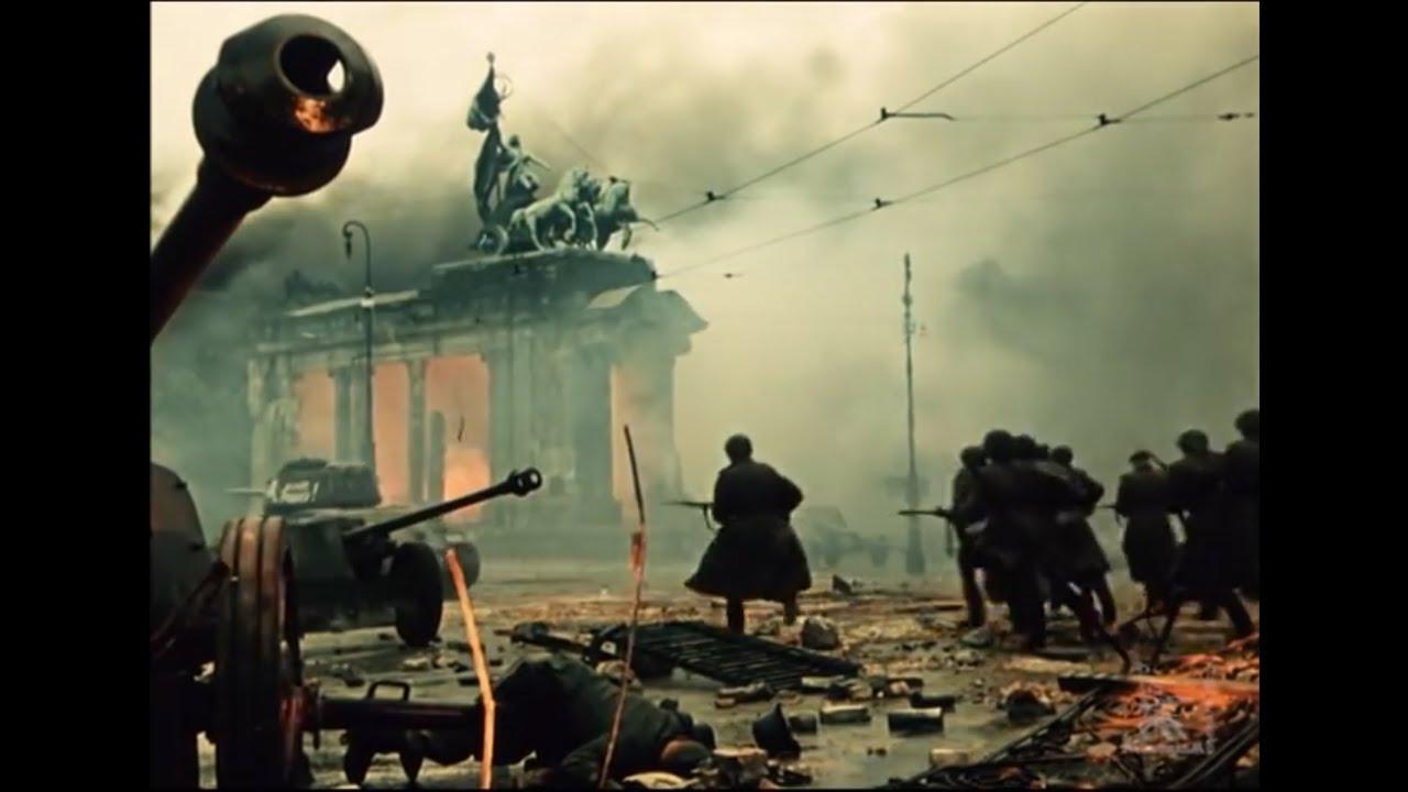 Berliini lahing ja II Maailmasõja lõpp Euroopas.