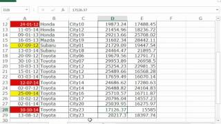 Analytics Webinar on the Sorting techniques in MS Excel