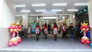 [dancer] 開幕活動 - 星岑、餅乾、賴恩