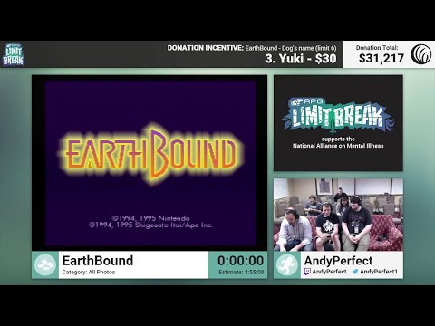 EarthBound (All Photos) by AndyPerfect (RPG Limit Break 2016 Part 23)