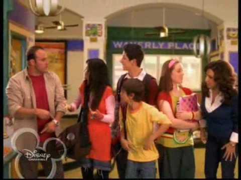 Czarodzieje z Waverly Place odcinek 82 w Disney Channel! from YouTube · Duration:  3 minutes 38 seconds