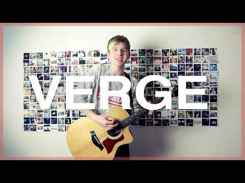 Owl City - Verge (OFFICIAL ACOUSTIC COVER)