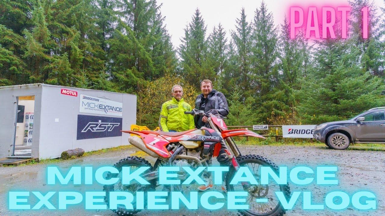Mick Extance Experience VLOG | EP1 Basic Training