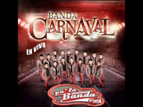 Banda Carnaval Olvidarte no sera sencillo en vivo pa`la banda night show