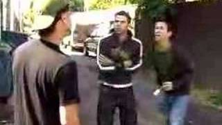 David Blaine's Street Magic - Parody