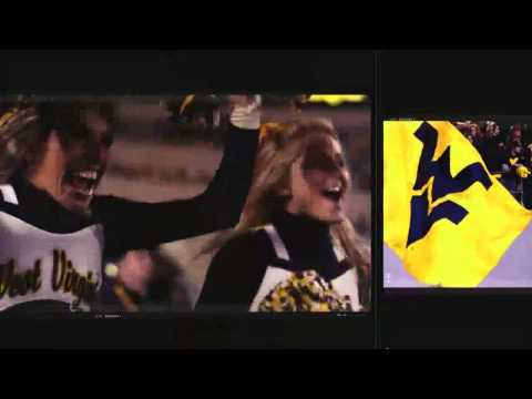 FOX College Football Oklahoma vs  West Virginia