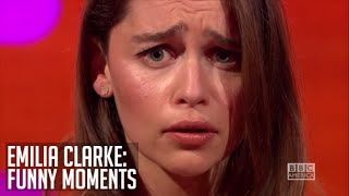LEGENDADO: Emilia Clarke - Funny Moments