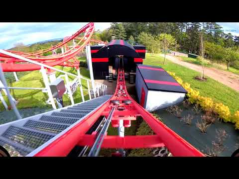 [Onride] Boomerang - Parc des Combes