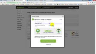 How to verify Neteller account 1st Part
