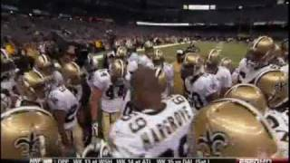 2009 Brees Chant Explained + SoundTracks