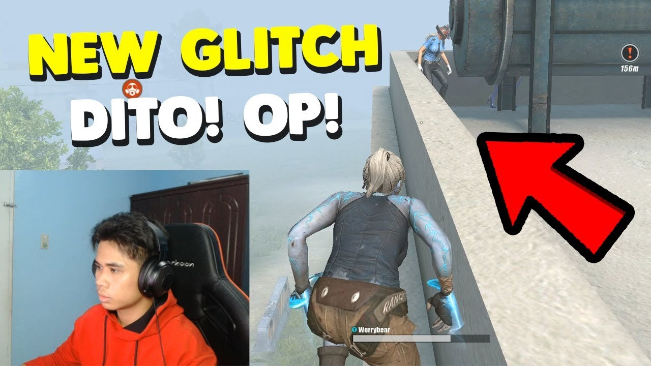 MAY GLITCH SA ZOMBIE MODE! (Rules of Survival: Battle Royale)
