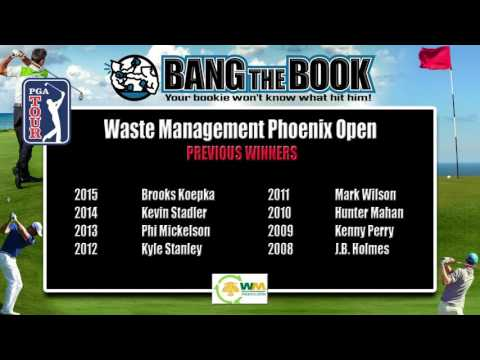 Pga The Waste Management Phoenix Open Odds Picks And Predictions