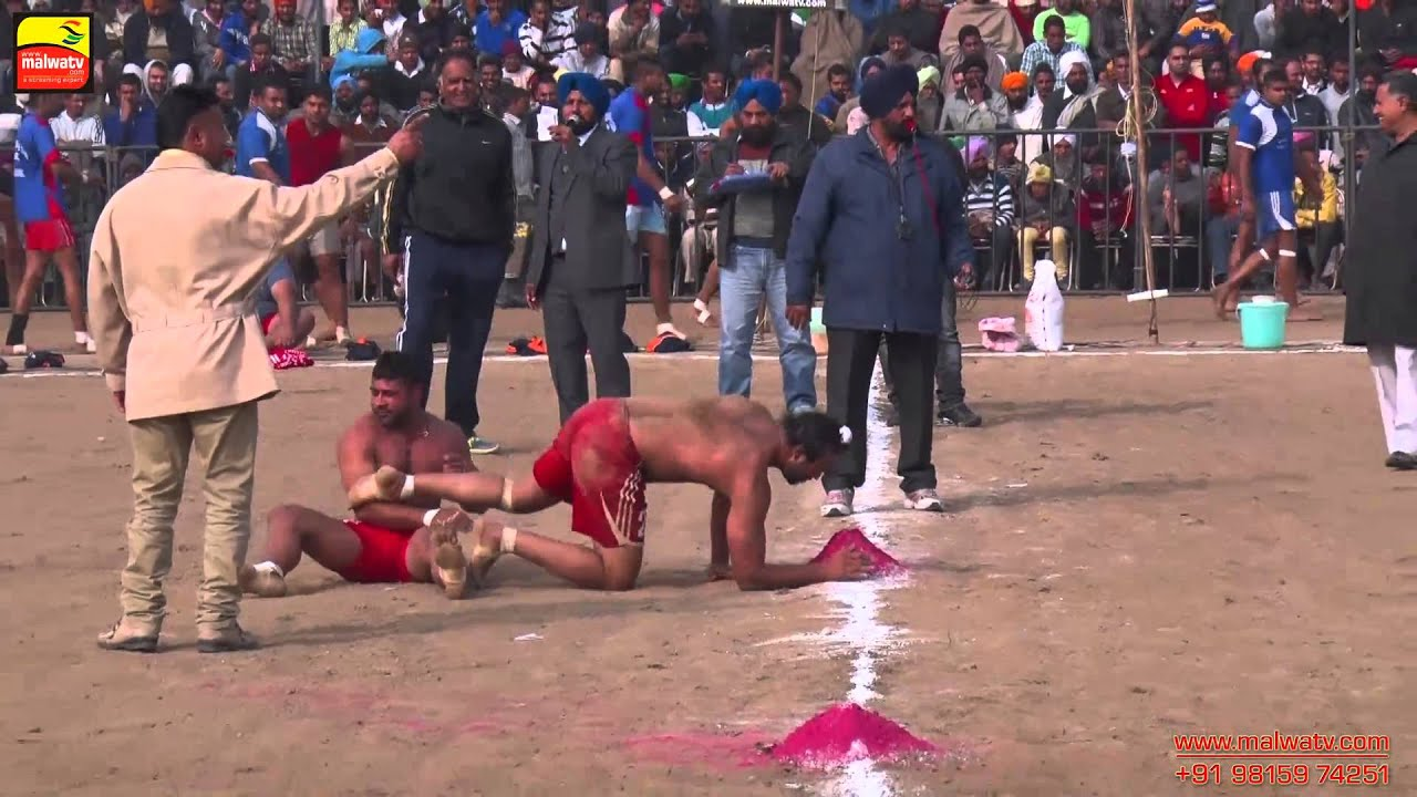 OTALAN (Samrala) Kabaddi Cup - 2015 || HD || Part 2nd.