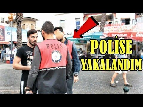 ZORLA PARA TOPLARKEN POLİSE YAKALANDIM!!