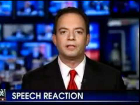 RNC Chairman Reince Priebus on FOX 9-8-11