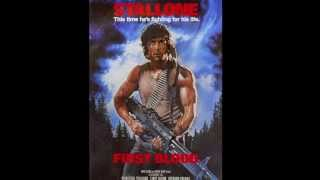 "Jerry Goldsmith - Rambo: First Blood - ""Mountain Hunt"""