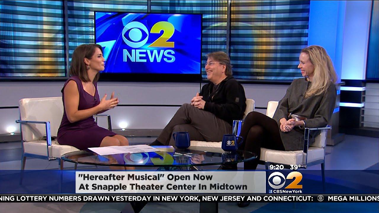 Frankie Keane & Vinnie Favale on CBS 2 News Saturday 11 8 14