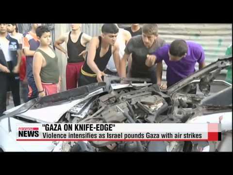 UN chief appeals for Gaza ceasefire