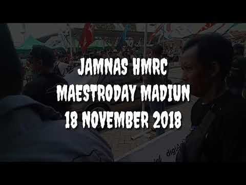 Jambore Nasional 2018|| HMRC INDONESIA [MAESTRODAY MADIUN]