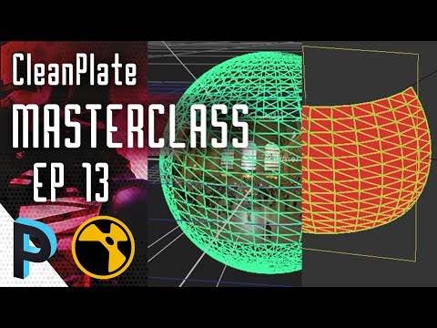 How to Edit Projection Sphere Complex Pan Shot -Part 3- NUKE Clean Plate Masterclass - EP 13 [HINDI]