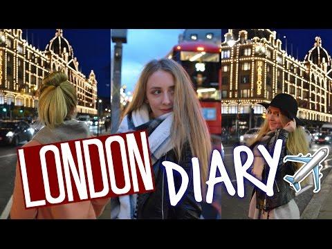 London Travel Diary - Danibeautyy ♡