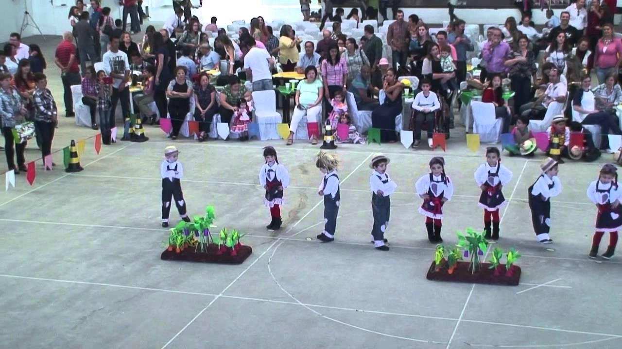festa junina 2014 educação infantil 1ª etapa (infantil 2) youtube964 Apresentacao Para Festa Junina #12