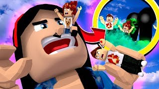 WE GO INTO MOM'S GIANT MOUTH AND TURN... On ROBLOX