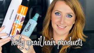 HOLY GRAIL HAIR PRODUCTS FOR FINE HAIR