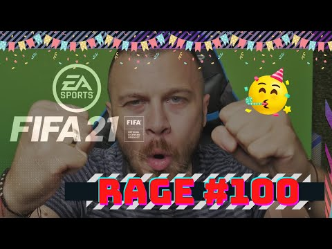 FIFA 21 ULTIMATE *RAGE* COMPILATION #100 😡😡😡 |