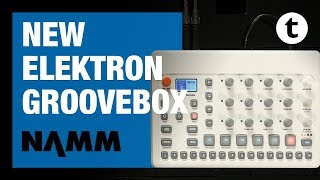 NAMM 2019 | New Elektron Model:Samples | Thomann