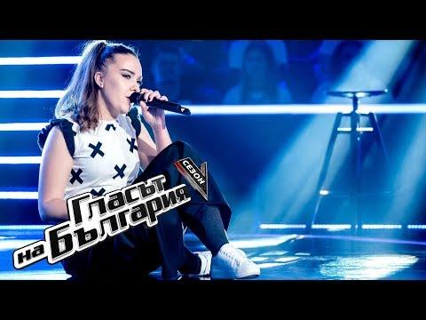 Виктория Динкова - Creep  – Гласът на България 5 – Супер битки (06.05.2018)