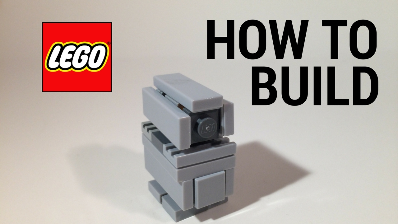 how to build a lego moc