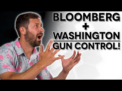 """Possible Washington """"Assault Weapons Ban"""" Challenged! - The Legal Brief"""