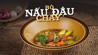 Bò Nấu Đậu Chay - Món Ăn Chay Chuẩn 5 Sao Cho Ngày Rằm | Hướng Nghi...