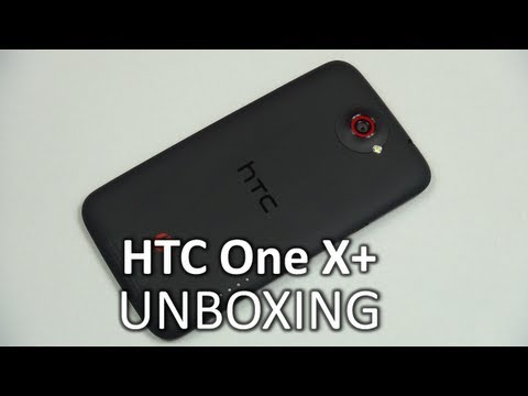 Unboxing: HTC One X+ | SwagTab