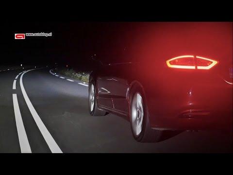 Ford Mondeo Dynamic LED Lighting