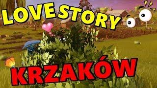 LOVE STORY KRZAKÓW ! (PARODIA FORTNITE )
