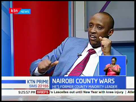 Abdi Guyo reveals his dossier that will lead to Governor Sonko\'s impeachment and prosecution