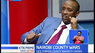 Abdi Guyo reveals his dossier that will lead to Governor Sonko's impeachment and prosecution