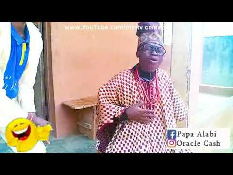 Like Xmas chicken (MMTV COMEDY) Another hilarious movie of Papa Alabi newly drop for Xmas