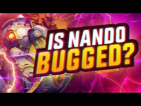 FERNANDO NEW SHIELD CD BUGGED? | Paladins Gameplay