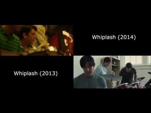 Whiplash Movie and Short Comparison Movie  Only