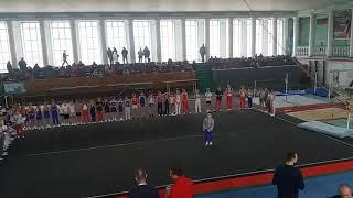 Спортивная гимнастика 3 взрослый разряд(6)