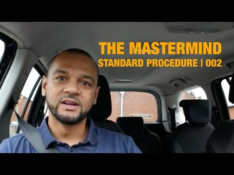 The Mastermind | Standard Procedure with Tony L Brown | 002