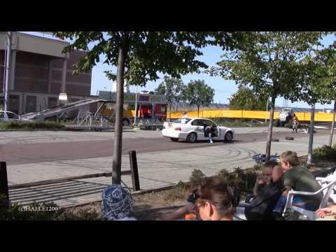American Monster-Truck Motor Show in Halle an der Saale