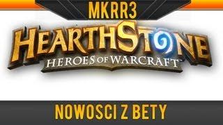 Darmowe gry online: Hearthstone - Najnowsze informacje o patchu 30.09